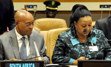 Molewa calls for reduced emissions