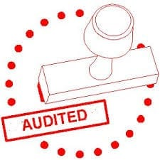 Who holds the key to clean audit reports?