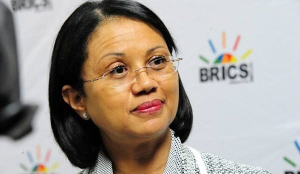 Joemat-Pettersson to address investors at energy summit