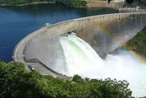 Kariba dam image