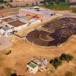 Hybrid water treatment system project wins award