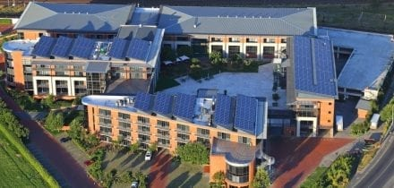 First-ever existing building green rating