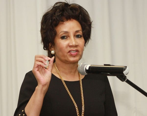 Lindiwe Sisulu: 'Water sector needs urgent attention to avoid collapse'