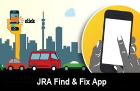 An appropriate app for Johannesburg