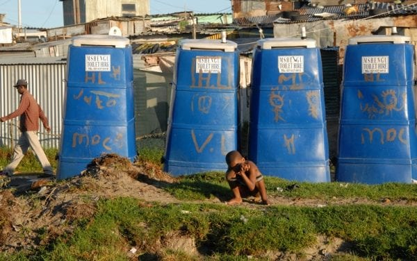 Call for better sanitation in Khayelitsha