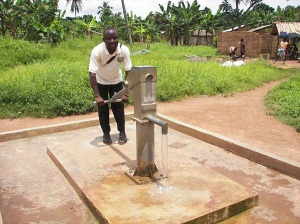 Water pump image