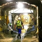 Biogas goes underground