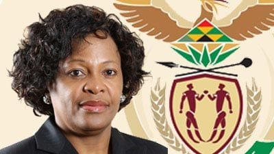 "Mokonyane gets down to ""business unusual"""