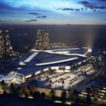 2016 deadline for mega mall