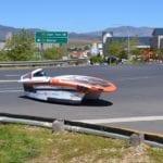 UJ solar car team win technology and innovation award