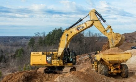 Mass excavation advances in the heavy-tonne class
