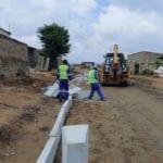 Ivory Park roads upgrade in full swing
