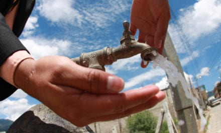 Policy makers put water back in public control