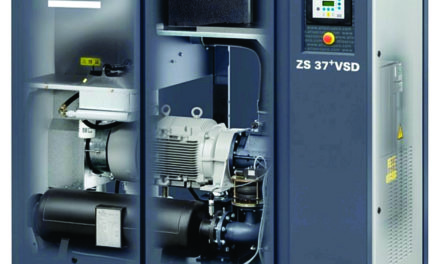 Air blowers reduce energy costs by 30%
