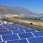 Cape Town residents give energy back to the city
