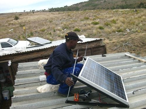 NMBM townships get green energy