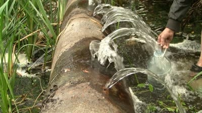 Here's how much water SA loses through water leaks