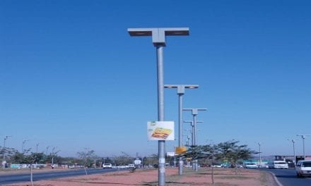 City's new public lights roll out