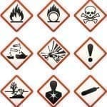 Outdated waste warning symbols a barrier to trade