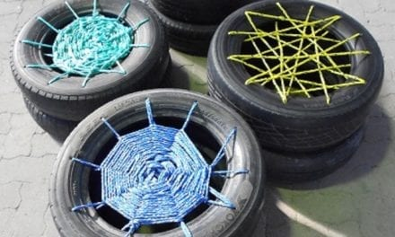Latest achievements in tyre recycling