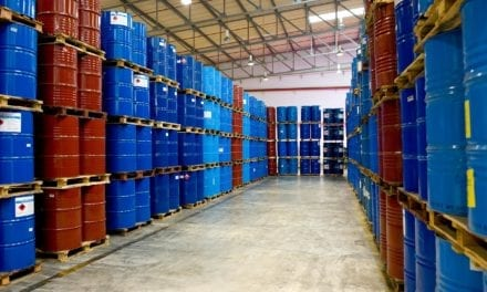 Companies holding hazardous chemicals warned