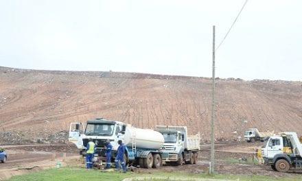 Jo'burg landfills under strain
