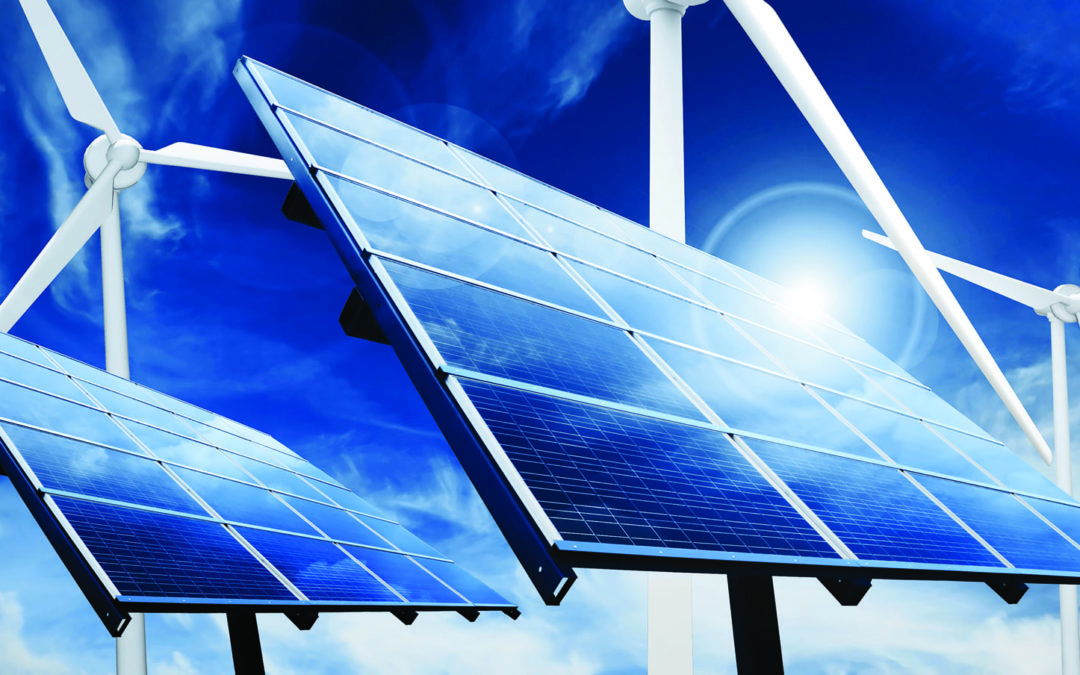 Energy storage advances new power projects