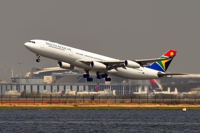 SAA first to install new payment system