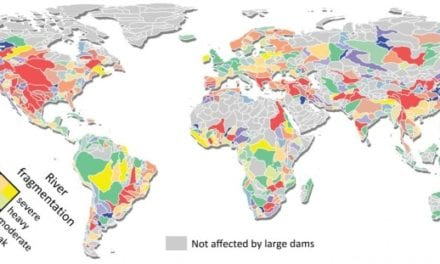 The global impact of dams on river flow: Part 1