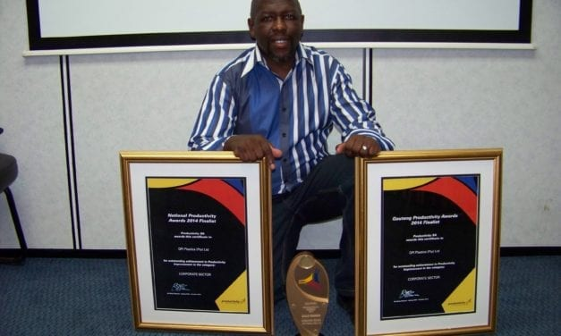 Productivity Awards foster employee empowerment