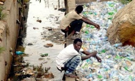 Most Nigerian cities lack toilets