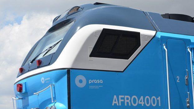 Prasa train