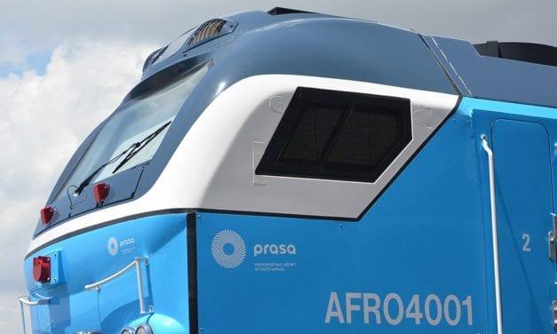 New batch of PRASA locos arrive