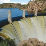 Namibian dam levels lower this year