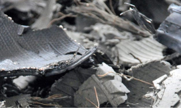 Waste tyre shreds as reinforcement for sandy soils