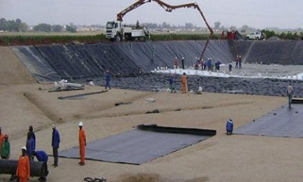 Joburg water treatment facility nears completion