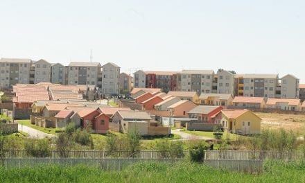 Government and corporate SA sign housing contract