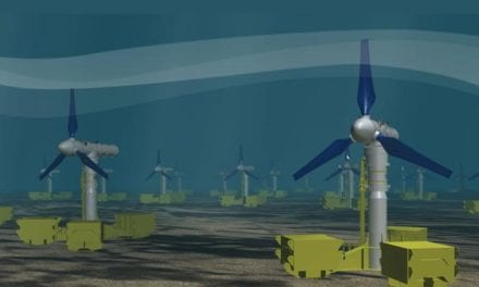 Work begins on world's largest tidal energy project