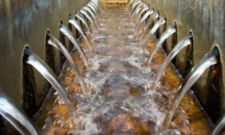 80% of world's wastewater goes untreated