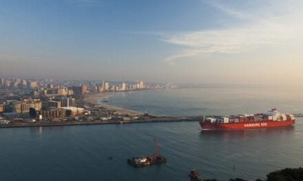 Transnet suspends vessel movement at Port of Durban