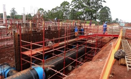 Western Aqueduct Phase 2 being commissioned