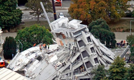 Rocking buildings more resilient to earthquakes