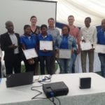 Water infrastructure strengthened by intern programme