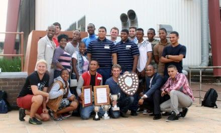 Sponsoring youth welders' development