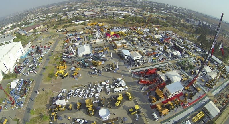 Major players sign up for Bauma Conexpo Africa