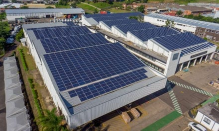 SA's first carbon-neutral truck assembly plant