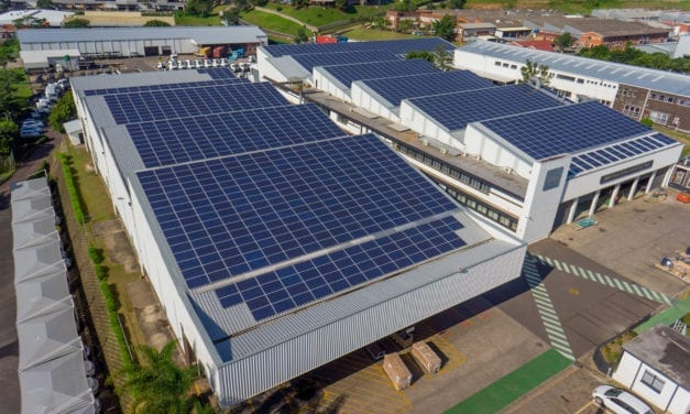 Eskom 'pushing' SA business toward green buildings