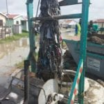 Sewer surcharge stinks up Hazeldene and Philippi