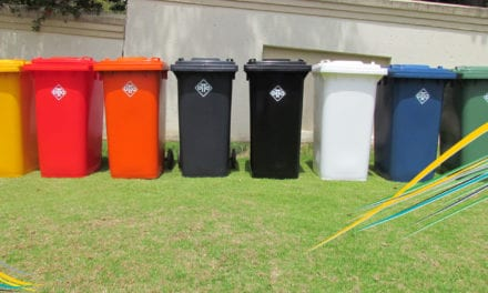 60 000 bins find homes near the Vaal