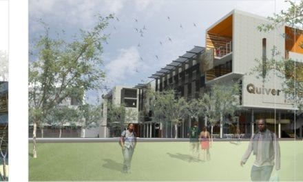 Construction at Sol Plaatje University on track